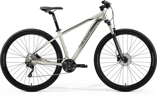 "MERIDA BIG.NINE 80-D Matt Titan(Black/Silver) XXL (23"")"